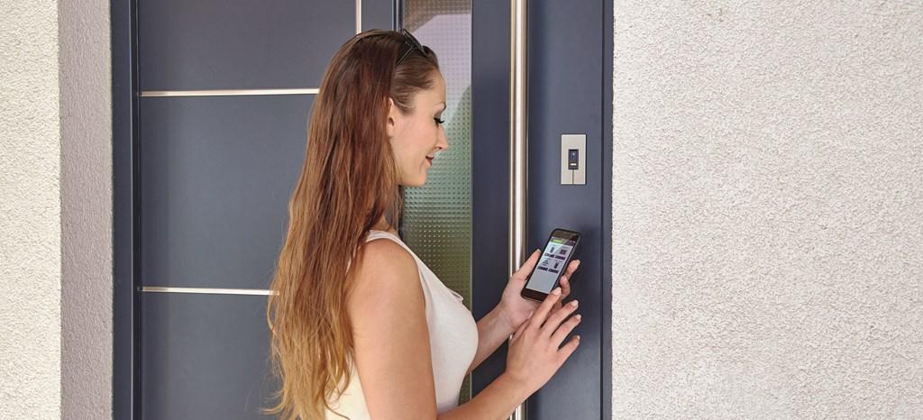 Biometrische Zutrittssysteme