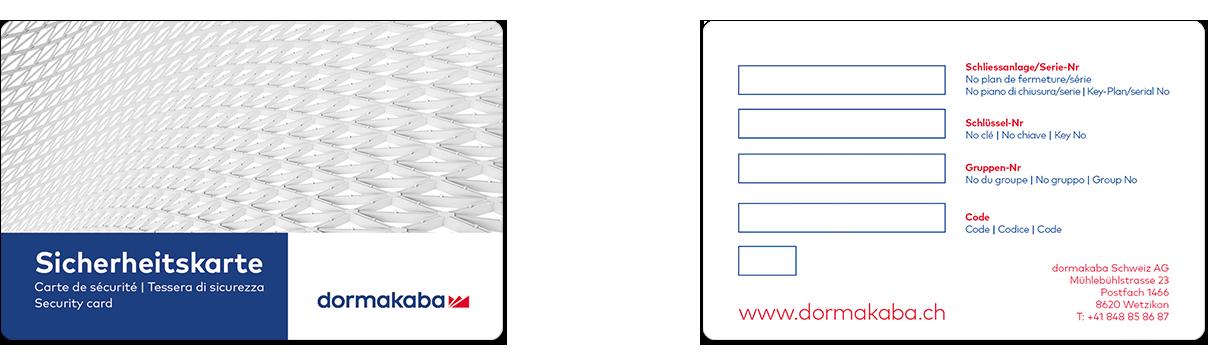 DORMAKABA-sicherheitskarte-beidseitig