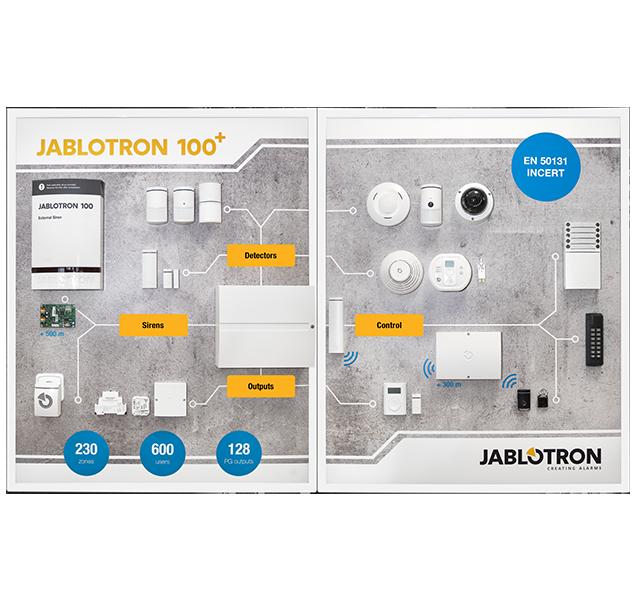 Jablotron Alarmanlage für mehr Schutz für Ihre Familie und Ihr Zuhause